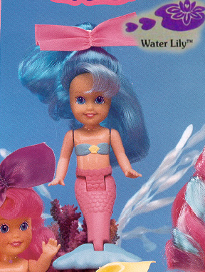 Water Lily Mermaid My Little Wiki