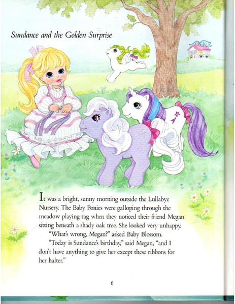 File:My Little Pony Baby Firefly's Adventure pdf - My Little